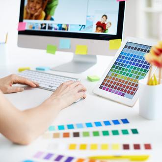 Web design services by Digital Nomads Limited