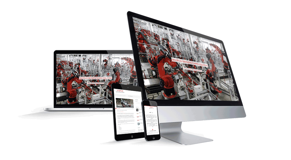 Windrush Solutions Responsive Website Images