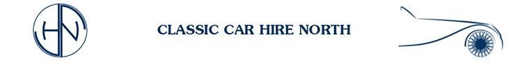 Classic Car Hire Branding